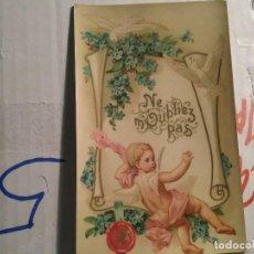 Postales: POSTAL FRANCESA NE M'OBLIEZ PAS- CIERRAPOLLERAS KOH-I-NOOR. Lote 117897523