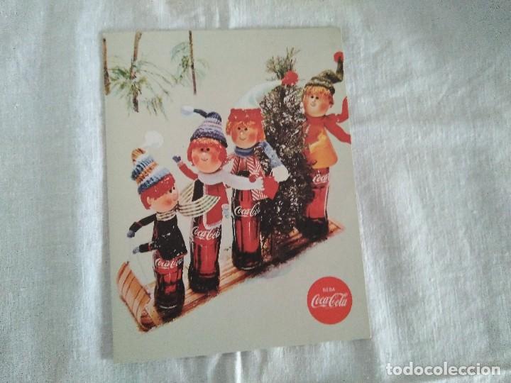 COCA COLA 1967 (Postales - Postales Temáticas - Navidad)
