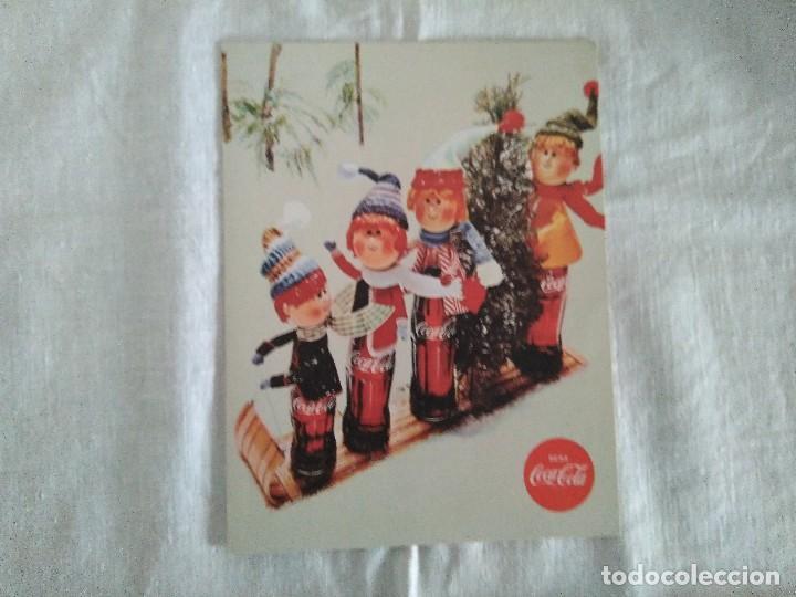 Postales: COCA COLA 1967 - Foto 2 - 118216519