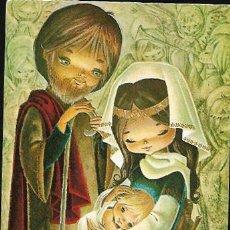 Postales: TARJETA NAVIDAD GALLARDA * MARIA , JOSE Y EL NIÑO * 1973. Lote 118383307