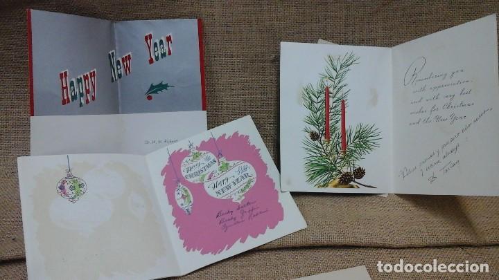 Postales: Lote de crismas navideños españoles y extranjeros .Años 50 y 60 - Foto 5 - 119149871