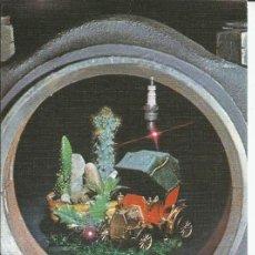 Postales: FELICITACION NAVIDAD *CITROEN* - AÑO 1977 - (22X11,50 CM). Lote 119335587