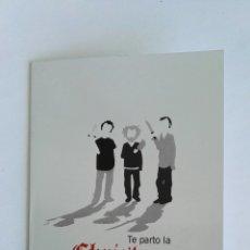 Postales: POSTAL NAVIDEÑA SLAUGHTERHOUSE 2009 DÍPTICO 14X10. Lote 119868359