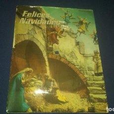 Postales: TARJETA POSTAL CON DISCO EN LA IMAGEN. FELICES NAVIDADES. 1959. Lote 120355731