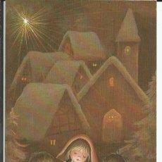 Postales: POSTAL NAVIDAD *JOAN* - DIPTICA (13,5X8,5 CM) - SUBI 1985. Lote 120850547