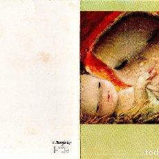 Postales: FELICITACION DE NAVIDAD. FERRANDIZ. MEDIDAS : 14,5 X 12 CM.. Lote 126236679