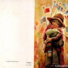Postales: FELICITACION DE NAVIDAD. FERRANDIZ. MEDIDAS : 17 X 11 CM.. Lote 126238311