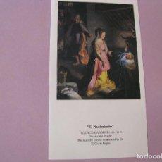 Postales: POSTAL DE NAVIDAD. EL CORTE INGLES. 1998.. Lote 127002343