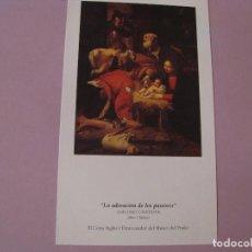 Postales: POSTAL DE NAVIDAD. EL CORTE INGLES. 2003.. Lote 127002423