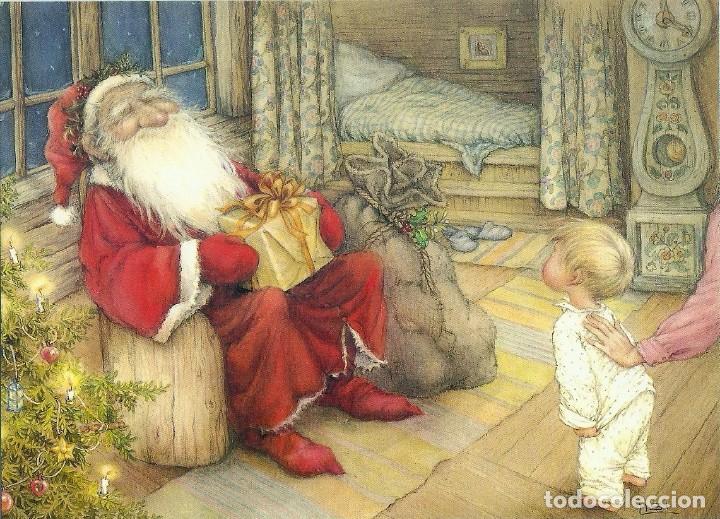 0705W - LISI MARTIN - PICTURA GRAPHICA 1983 - 14,5X10,5 CM (Postales - Postales Temáticas - Navidad)