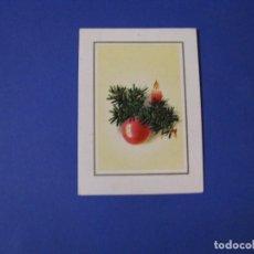 Postales: POSTAL DIPTICA DE NAVIDAD. ED. SUBI. 11X8 CM. ESCRITA 1969.. Lote 129473595