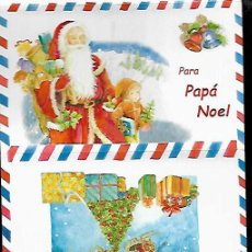 Postales: CARTA A SANTA CLAUS ( PAPÁ NOEL ) ROSA BATLLE ?. Lote 131021456
