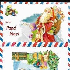 Postales: CARTA A SANTA CLAUS ( PAPÁ NOEL ) ROSA BATLLE ?. Lote 131021468