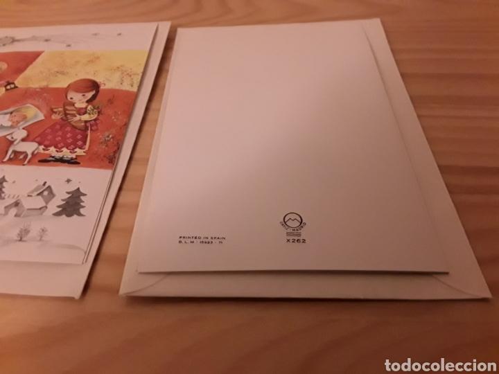 Postales: Tarjetas Navidad 1971 - Foto 2 - 131096611