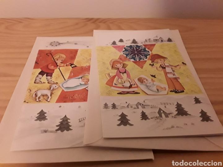 Postales: Tarjetas Navidad 1971 - Foto 3 - 131096611