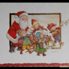 Postales: 0671K - LISI MARTIN-ORIGINAL LISI MARTIN - EDICIONES PICTURA- DIPTICA , GRANDE 19,5X14 CM. Lote 132962498