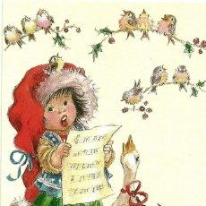 Postales: 0629F - ROSA BATLLE, - EDICIONES BUSQUETS 02.002.5935 - CON SOBRE - DIPTICA 13X8,8 CM. Lote 133364734