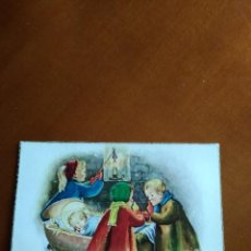 Postales: TARJETA POSTAL NAVIDEÑA F. GILBERT - ESCRITA - 1957. Lote 135278462
