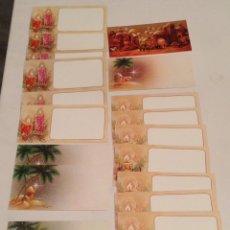 Postales: PACK DE 19 POSTALES ANTIGUAS,DE PRINTED IN SPAIN.. Lote 136147109