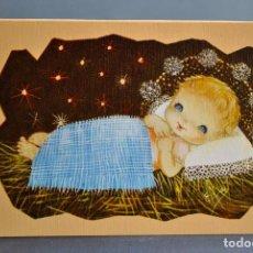 Postales: DÍPTICO EDICIONES SERRANO R/898-1 NUEVA 1970. Lote 195498260