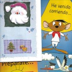 Postales: OCASION MAS DE 115 POSTALES ESPECIALES NUEVAS VER FOTOS. Lote 138667798