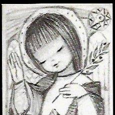 Postales: FELICITACION NAVIDAD FERRÁNDIZ-ORIGINAL AÑO 1966 (22,50 X 9,50). Lote 139659498