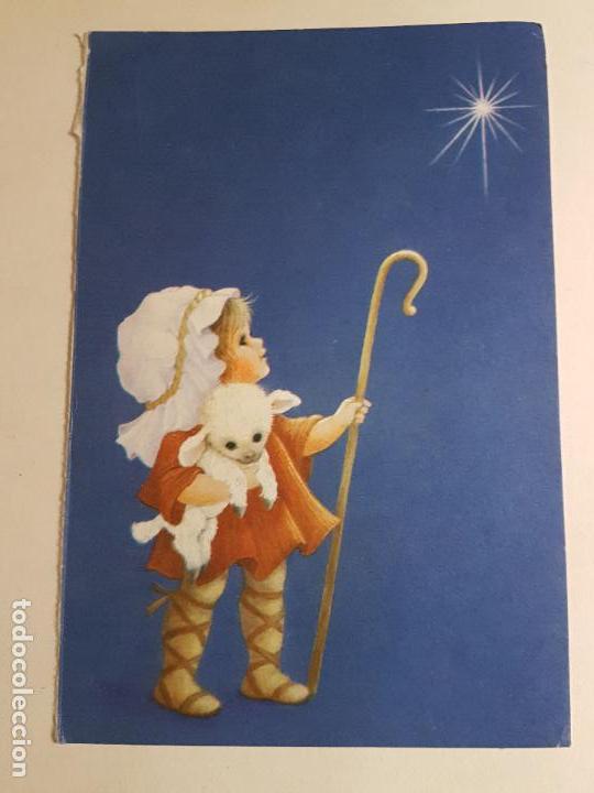 FELICITACION NAVIDAD 15X10CM (Postales - Postales Temáticas - Navidad)