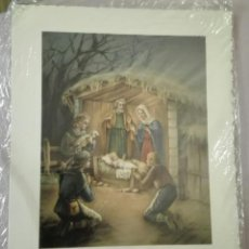 Postales: -73121 POSTAL PINTURA NAVIDAD, EDICIONES JC, BÉLGICA. Lote 142417558