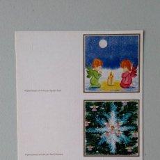 Postales: 3 MINIPOSTALES ASOCIACIÓN PINTORES BOCA PIE. Lote 143937330