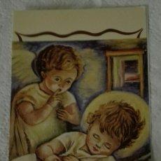 Postales: 73629 POSTAL DIBUJO NIÑOS NAVIDAD, JESÚS DUERME, ILUSTRACION MO, 115.77. Lote 144860970