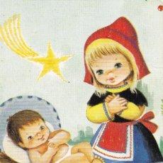 Postales: POSTAL NAVIDAD ED. JOSÉ R (ESCRITA) . Lote 146752818