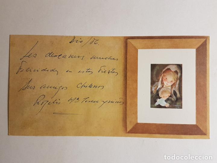 FELICITACION NAVIDAD PORTUGUES (Postales - Postales Temáticas - Navidad)