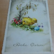 Postales: POSTAL SENCILLA TROQUELADA NAVIDAD AÑO 1958 ESCRITA 15X11 CM.. Lote 148069454