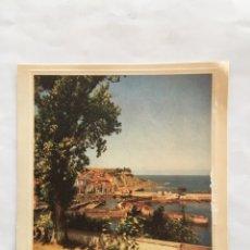 Postcards - FELICITACIÓN NAVIDAD. LITOG.PTO.BERMEO. ZENICA?. EL MATERIAL INDUSTRIAL S. A., NAVIDAD, 1956-1956. - 149309937