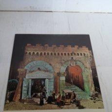 Postales: POSTAL NACIMIENTO ITALIA. Lote 151411252