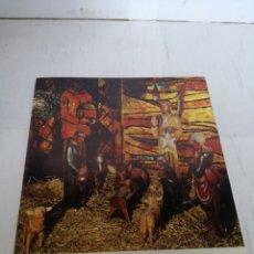 Postales: POSTAL NACIMIENTO BOURGOGNE FRANCIA. Lote 151411569