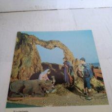 Postales: HOSTAL NACIMIENTO SICILIA ITALIA. Lote 151411768