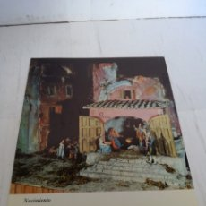 Postales: POSTAL NACIMIENTO ROMA ITALIA. Lote 151411862