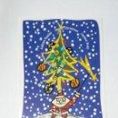 Postales: POSTAL NAVIDEÑA DIARIO SPORT MARISCAL. NAVIDAD. 1993. TDKP14. Lote 152975346