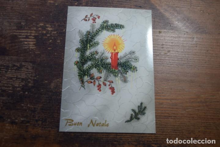 POSTAL BUON NATALE, SIN CIRCULAR (Postales - Postales Temáticas - Navidad)