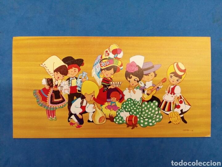 Postales: Postal Navideña , Cotera, Ediciones Fher , año 1970 - Foto 5 - 154230173