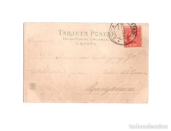 Postales: NOCHE DE REYES. COLECCIÓN E. GONZALEZ.- Y YO LES PIDO MUCHO EN ESTA CARTA - Foto 2 - 154250210