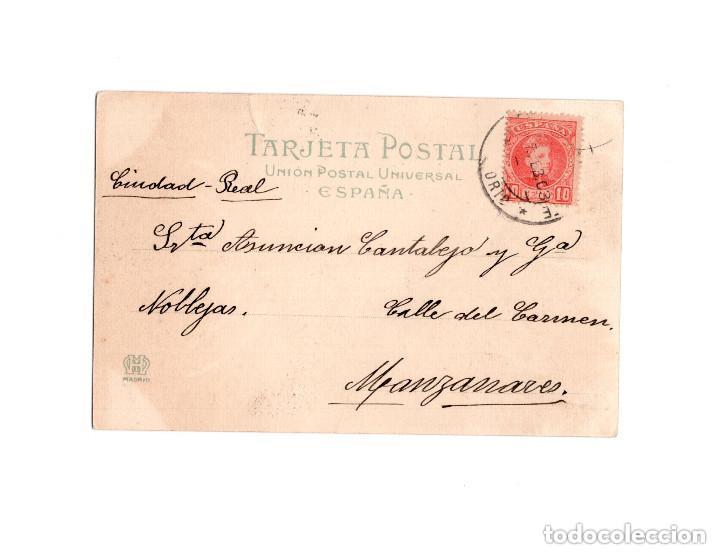 Postales: NOCHE DE REYES. COLECCIÓN E. GONZALEZ.- QUE ME LAS LLENARAN DE JUGUETE LOS REYES - Foto 2 - 154250390