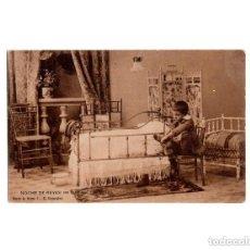 Postales: NOCHE DE REYES. COLECCIÓN E. GONZALEZ.- ME QUITARÉ LAS BOTAS. Lote 154250866