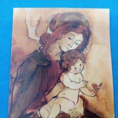 Postales: POSTAL NAVIDAD ,EDICIONES SABADELL ,AÑO 1969. Lote 154308996