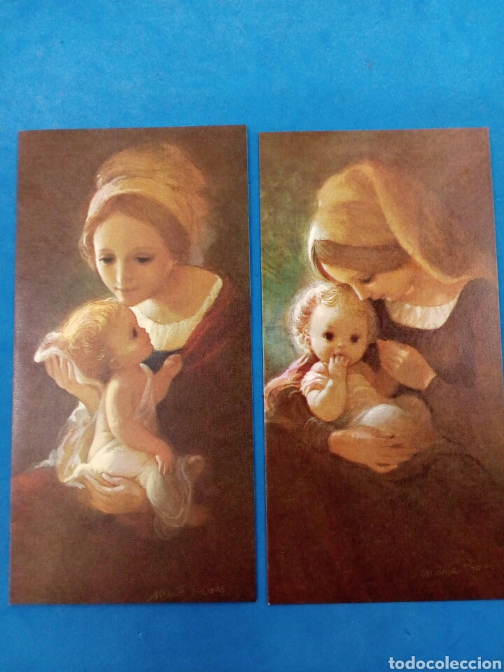 POSTAL NAVIDAD , MARTA RIBAS , EDICIONES SABADELL, AÑO 1970 (Postales - Postales Temáticas - Navidad)