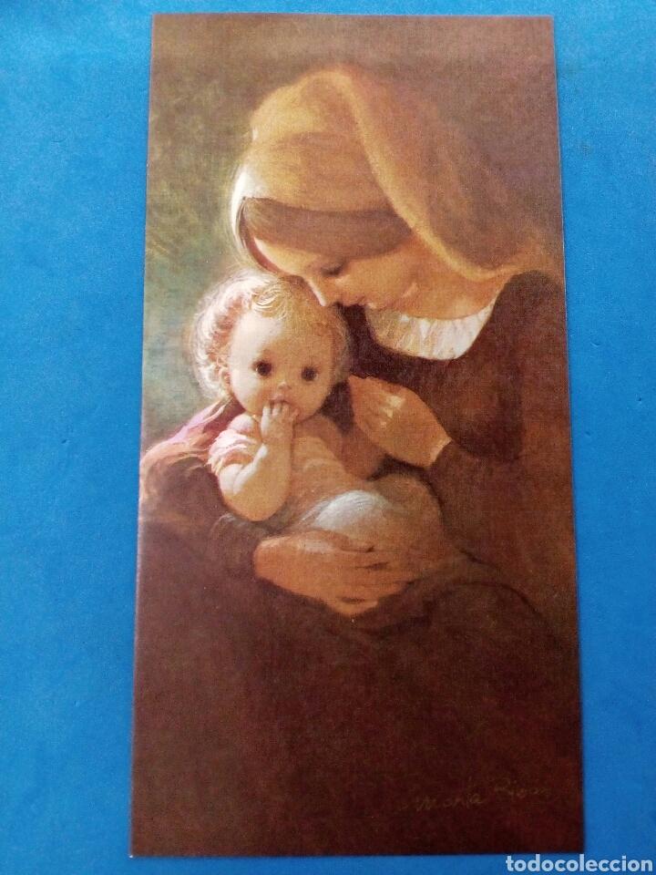 Postales: Postal Navidad , Marta Ribas , Ediciones Sabadell, año 1970 - Foto 2 - 154368124