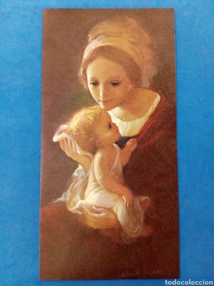 Postales: Postal Navidad , Marta Ribas , Ediciones Sabadell, año 1970 - Foto 3 - 154368124