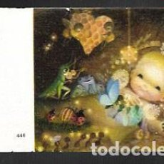 Postales: TARJETA NAVIDAD FERRÁNDIZ MINIATURA. Lote 155408910