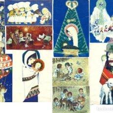 Postales: 0801M -FERRÁNDIZ LOTE DE 30 POSTALES ( PRUEBAS DE IMPRESIÓN) - VARIAS MEDIDAS - VER ADJUNTOS. Lote 155414898